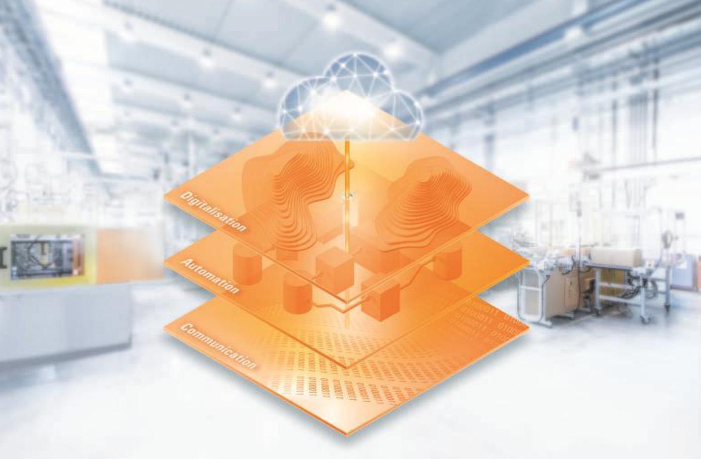 """""""Do Sensor à Nuvem"""" - Weidmüller apresenta o tema principal das soluções  que serão 6f511466a3"""